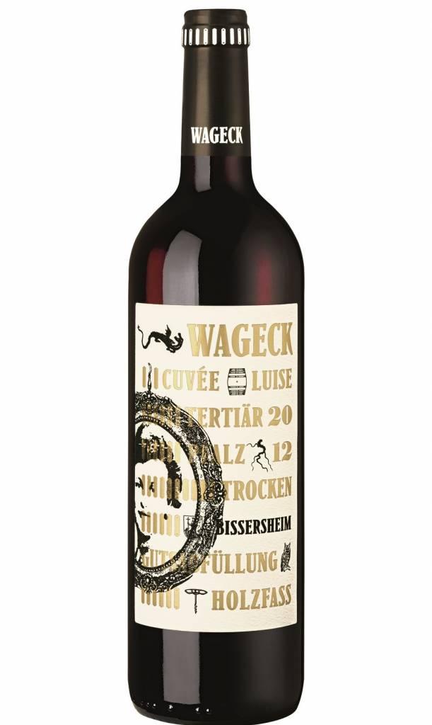 Wageck, Pfalz 2016 Cuvée Luise Tertiär, Wageck