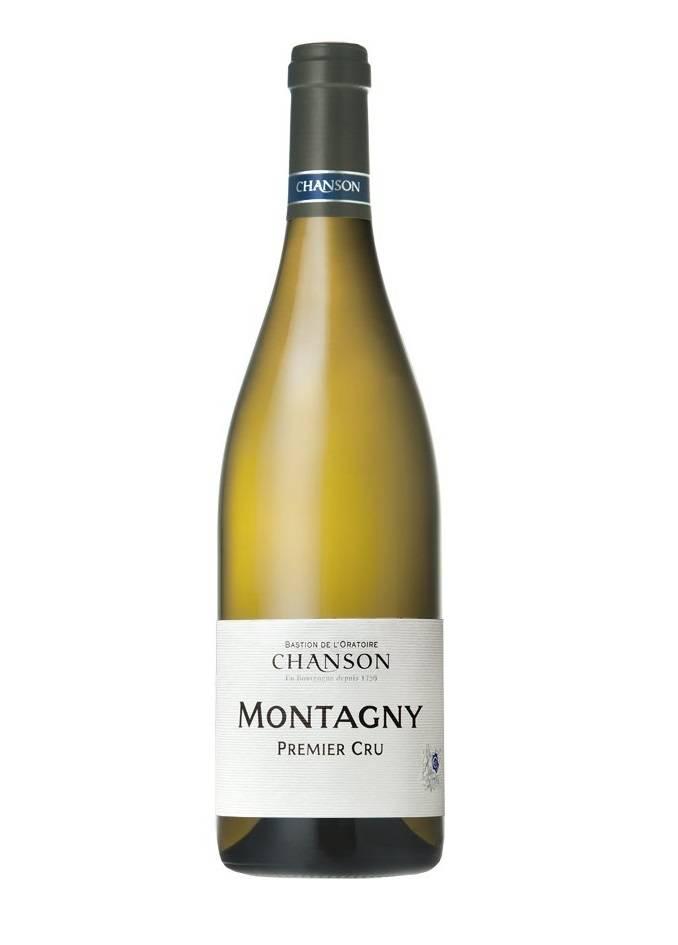 Chanson Père & Fils, Burgund 2018 Montagny blanc 1er Cru, Chanson