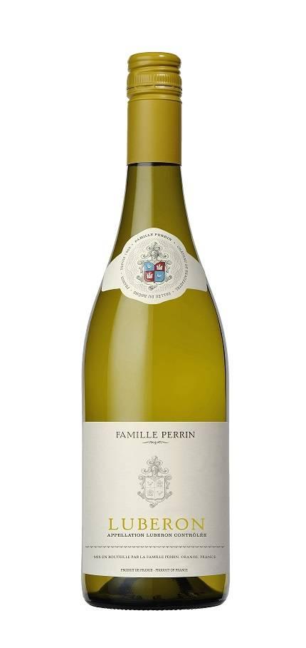 Perrin, Rhône 2019 Luberon blanc AOP, Famille Perrin