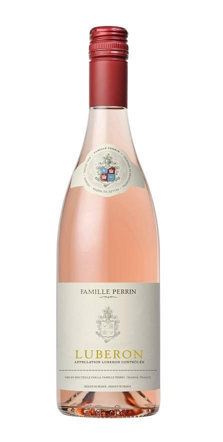 Perrin, Rhône 2019 Luberon rosé AOP, Famille Perrin