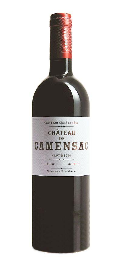 Bordeaux Diverse 2014 Chateau de Camensac, Haut-Médoc 5. Cru Classé