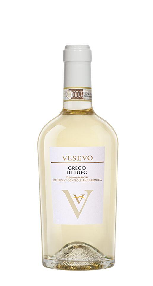 Farnese, Mittel- & Süditalien 2019 Greco di Tufo DOCG, Vesevo