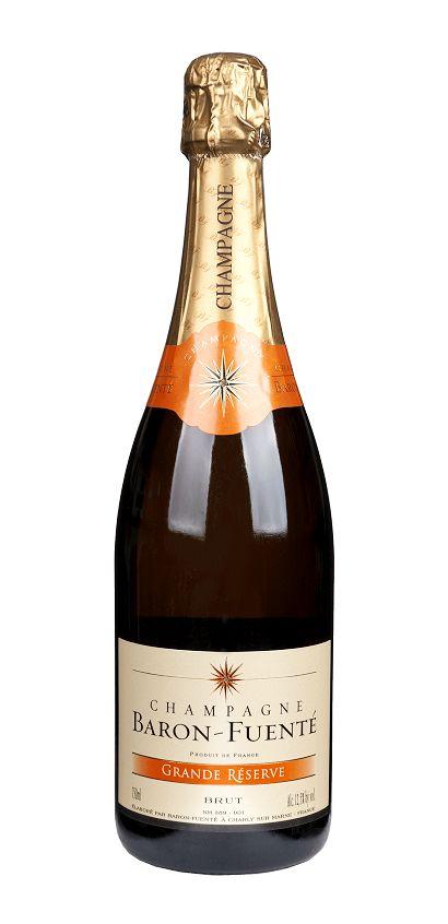 Baron-Fuenté Champagne Grande Reserve brut, Baron-Fuenté