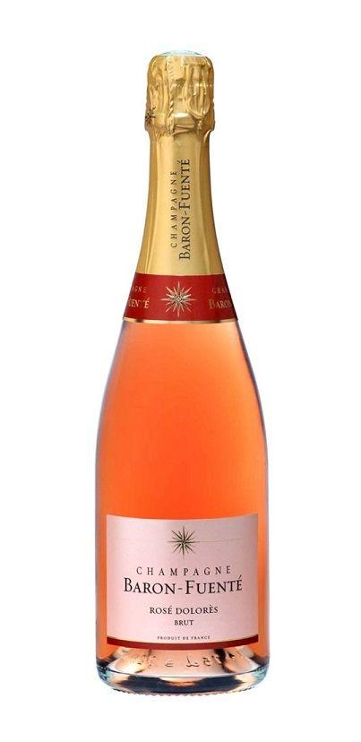 Baron-Fuenté Champagne Rosé brut Dolorès, Baron-Fuenté