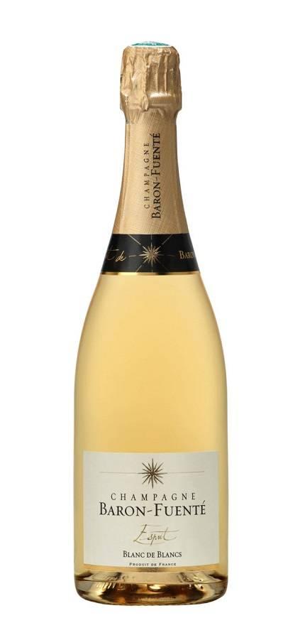 Baron-Fuenté Champagne Esprit Blanc de Blancs, Baron-Fuenté