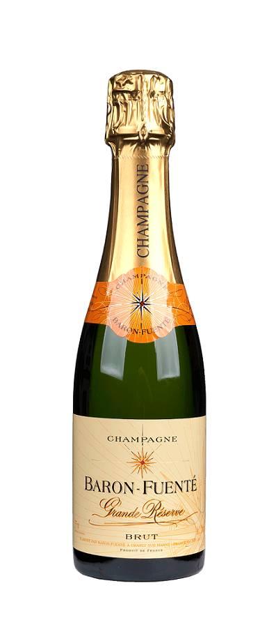 Baron-Fuenté Champagne Grande Reserve brut, Baron-Fuenté 0,375L