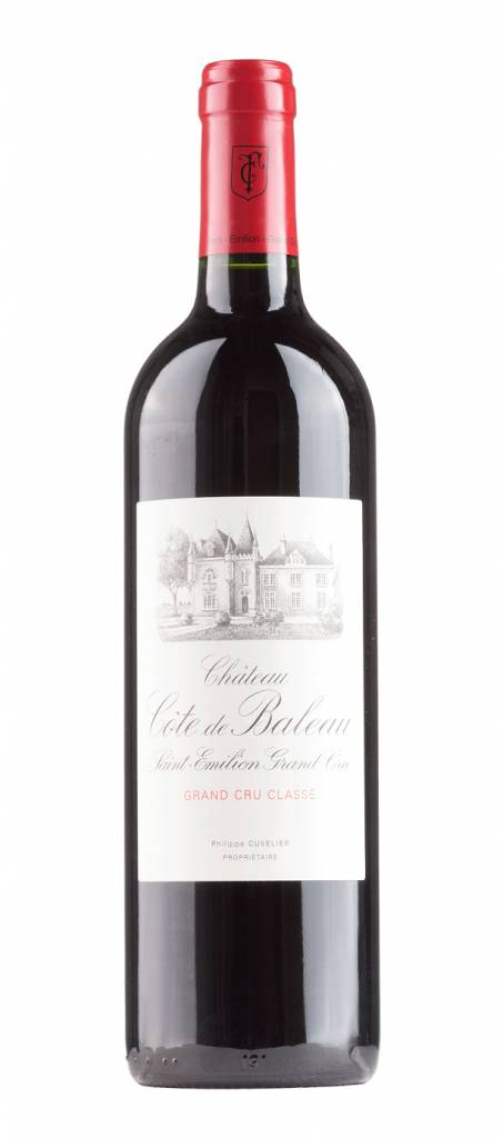 Bordeaux Diverse 2016 Château Côte de Baleau, Saint Emilion Grand Cru Classé
