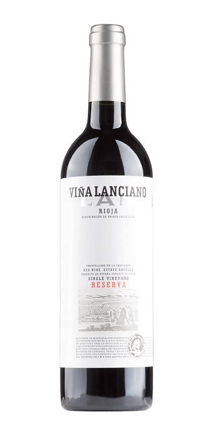 Lan, Bodegas - Rioja 2015 Vina Lanciano Rioja Reserva, Bodegas Lan