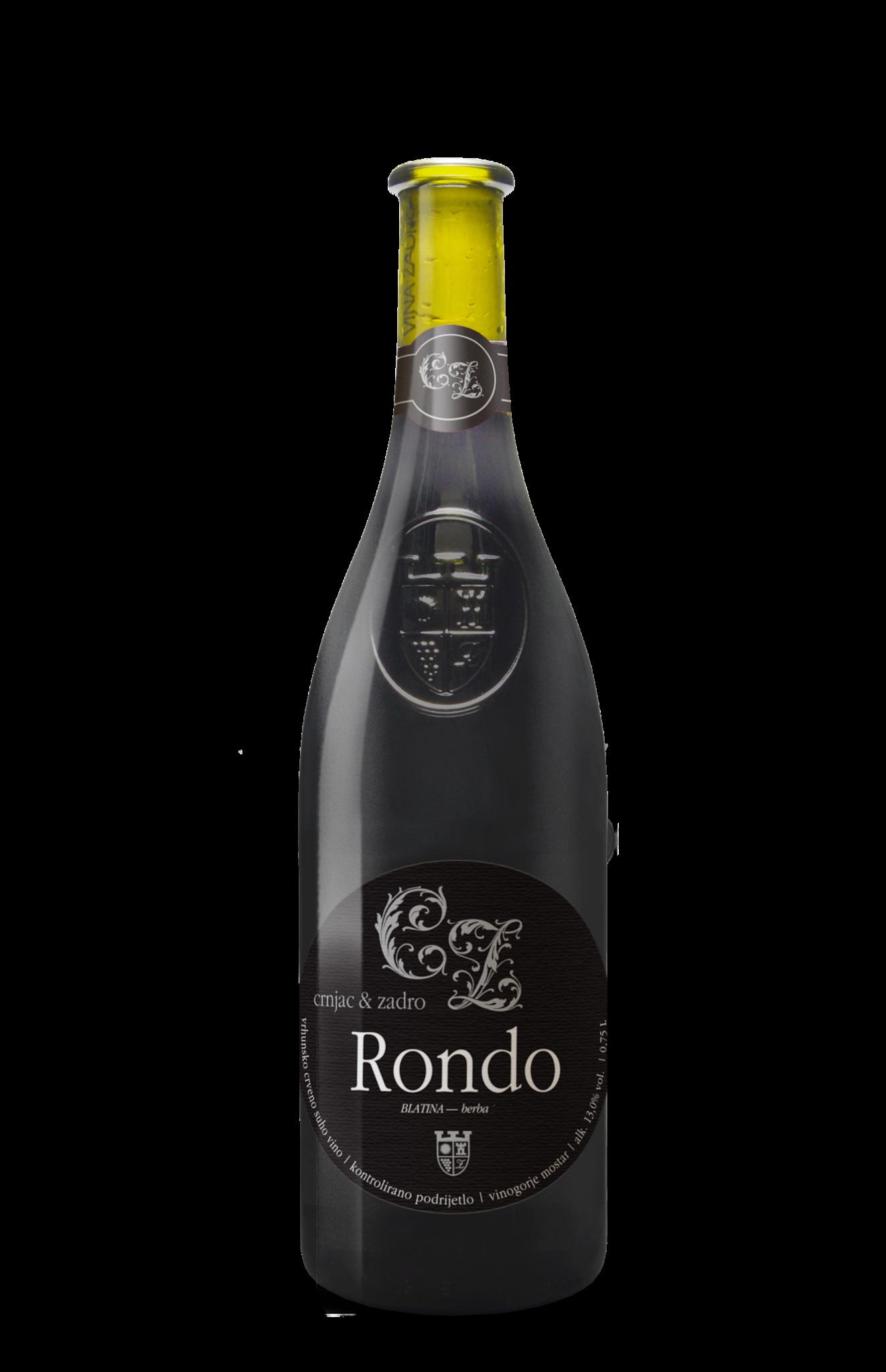 Vina Zadro, Herzegowina 2015 Rondo Cuvée CZ, Vina Zadro