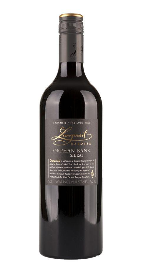 Langmeil Winery, Australien 2015 Orphan Bank Shiraz Barossa Valley, Langmeil
