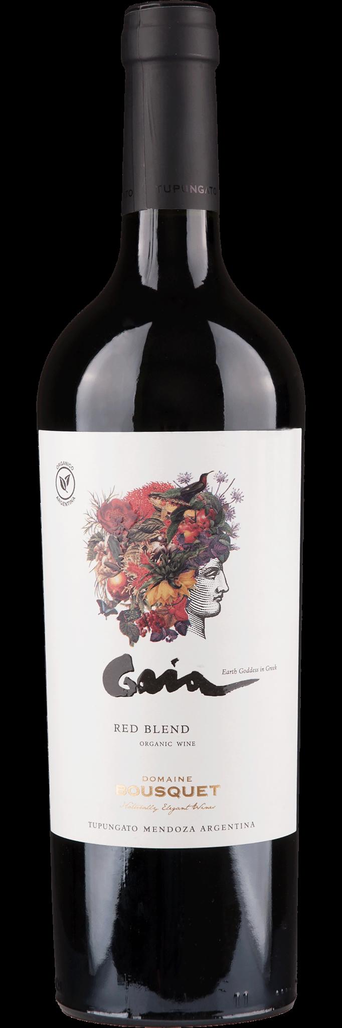 Bousquet, Domaine - Argentinien 2018 Gaia, Domaine Bousquet Biowein