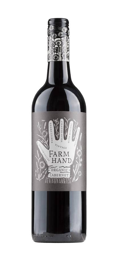 Farm Hand, Australien 2018 Farm Hand organic Cabernet Sauvignon