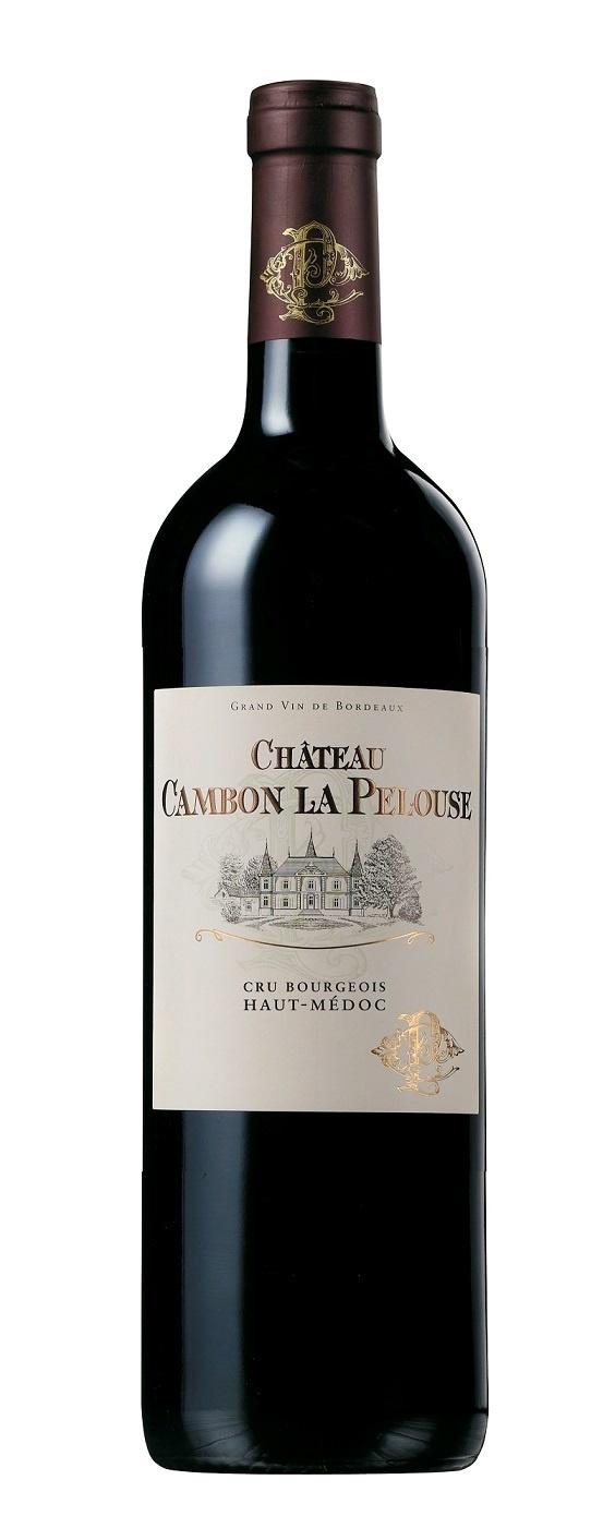 Château Cambon la Pelouse, Haut-Médoc 2016 Château Cambon la Pelouse, Cru Bourgeois Haut-Médoc