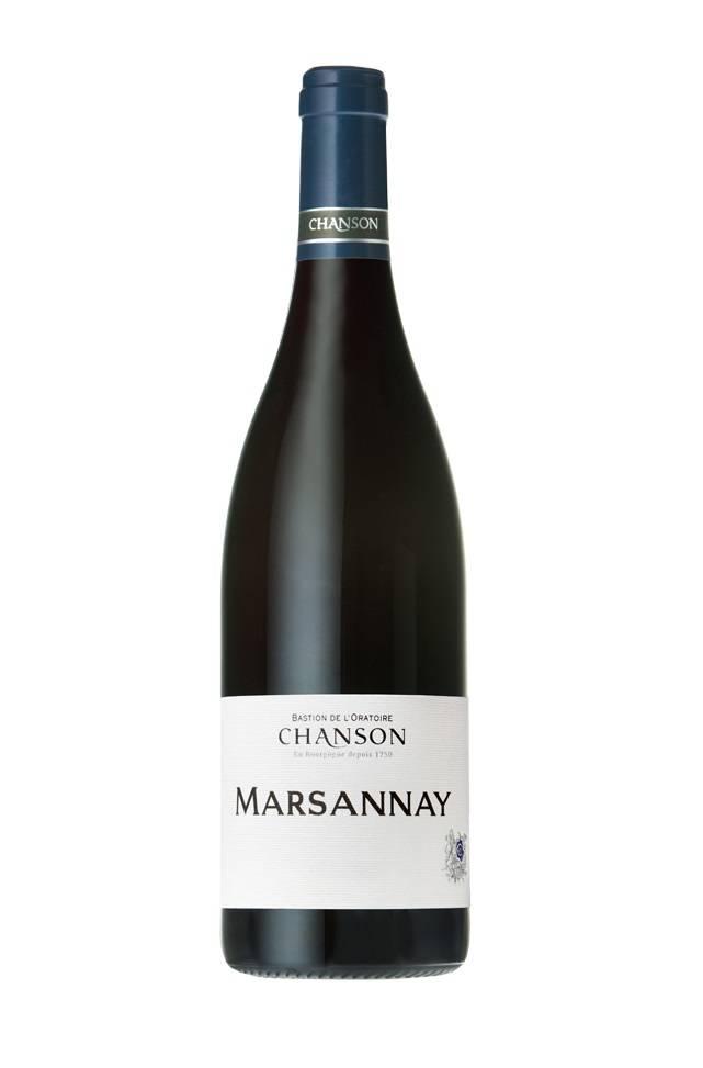 Chanson Père & Fils, Burgund 2017 Marsannay AOP, Chanson