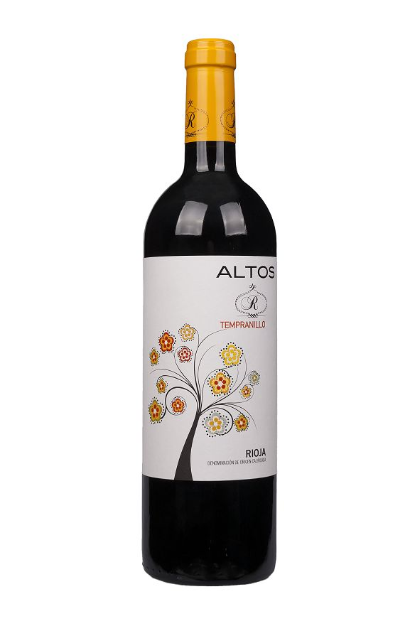 Altos de Rioja 2018 Rioja DOCa Tempranillo oak aged, Bodegas Altos R