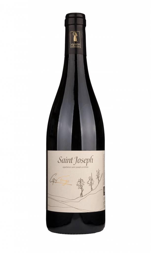 Farge, Domaine Guy - Rhône 2015 Saint-Joseph rouge Terre de Granit, Guy Farge