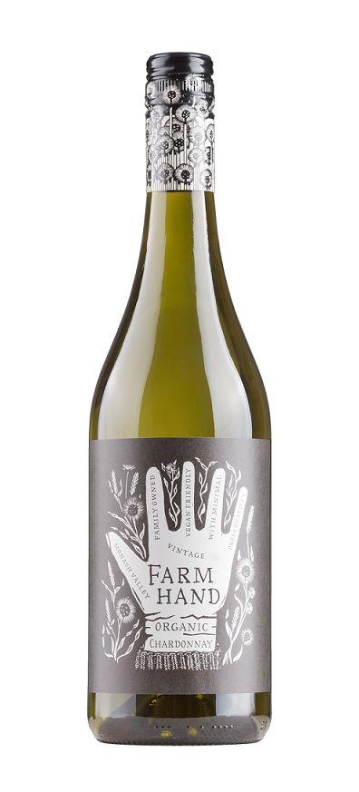 Farm Hand, Australien 2018 Farm Hand organic Chardonnay