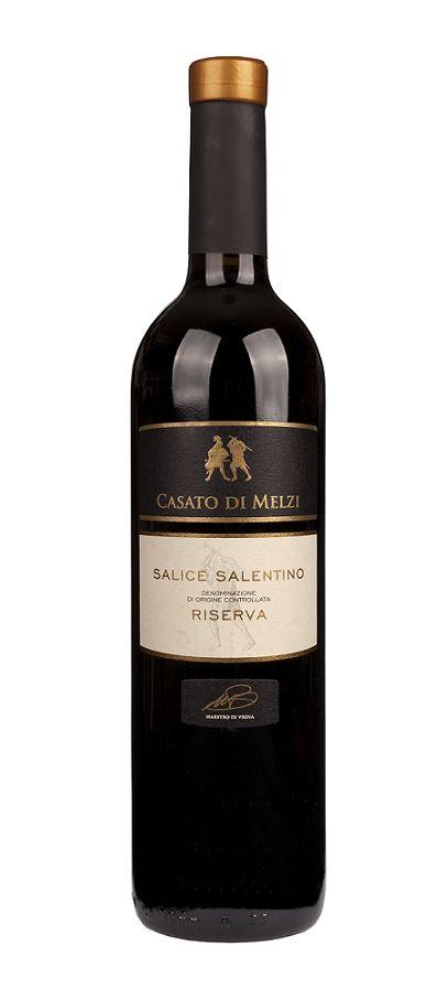 Mabis s.r.l., Italien 2014 Salice Salentino Riserva, Casato di Melzi