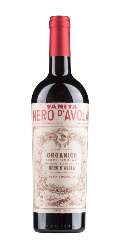 Farnese, Mittel- & Süditalien 2019 Vanitá Nero d'Avola Organico Vigneti Zabu