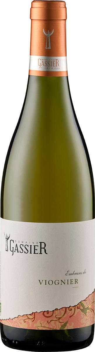 Gassier, Michel - Languedoc 2020 Embruns de Viognier Vin Pays d'Oc, Michel Gassier