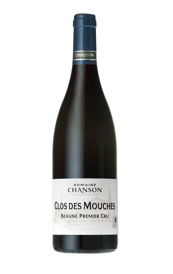 Chanson Père & Fils, Burgund 2017 Beaune 1er Cru AOP Clos des Mouches, Domaine Chanson