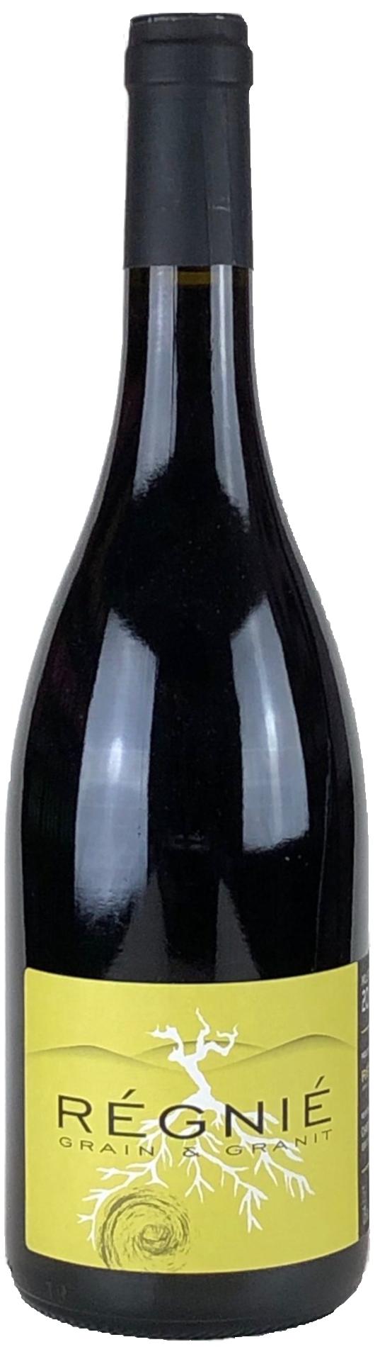 Thévenet, Charly - Beaujolais 2018 Régnié AOP Grain & Granit, Charly Thevenet