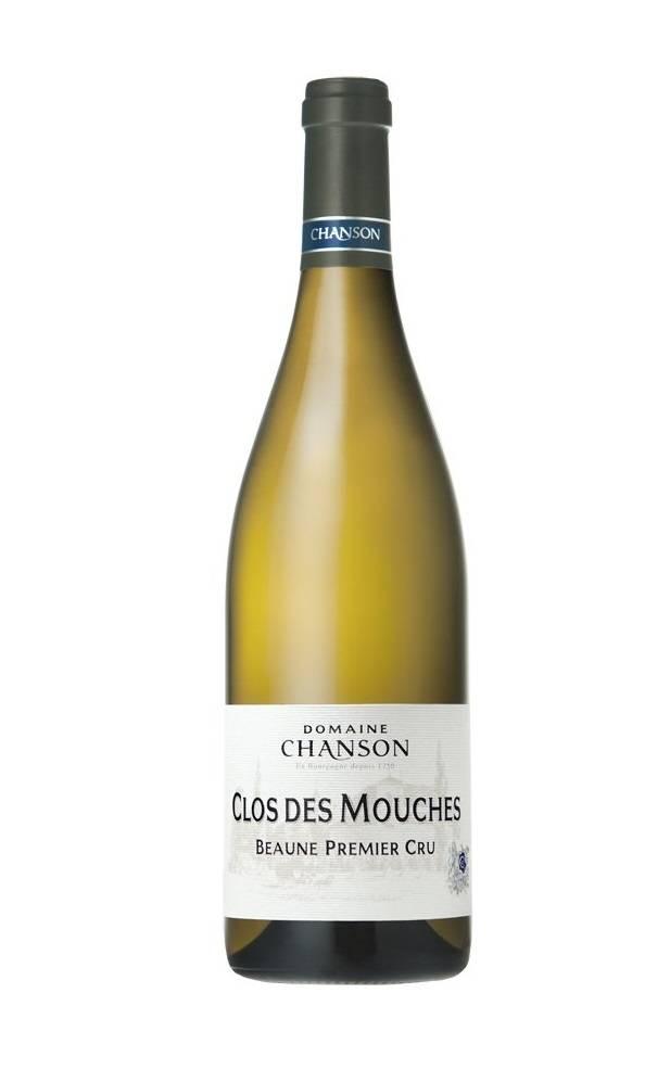 Chanson Père & Fils, Burgund 2016 Beaune 1er Cru Clos des Mouches blanc, Domaine Chanson