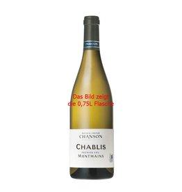 Chanson Père & Fils, Burgund 2018 Chablis 1er Cru Montmains, Chanson -0,375L