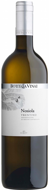 Cavit, Trento 2019 Nosiola Trentino DOC, Bottega Vinai, Cavit