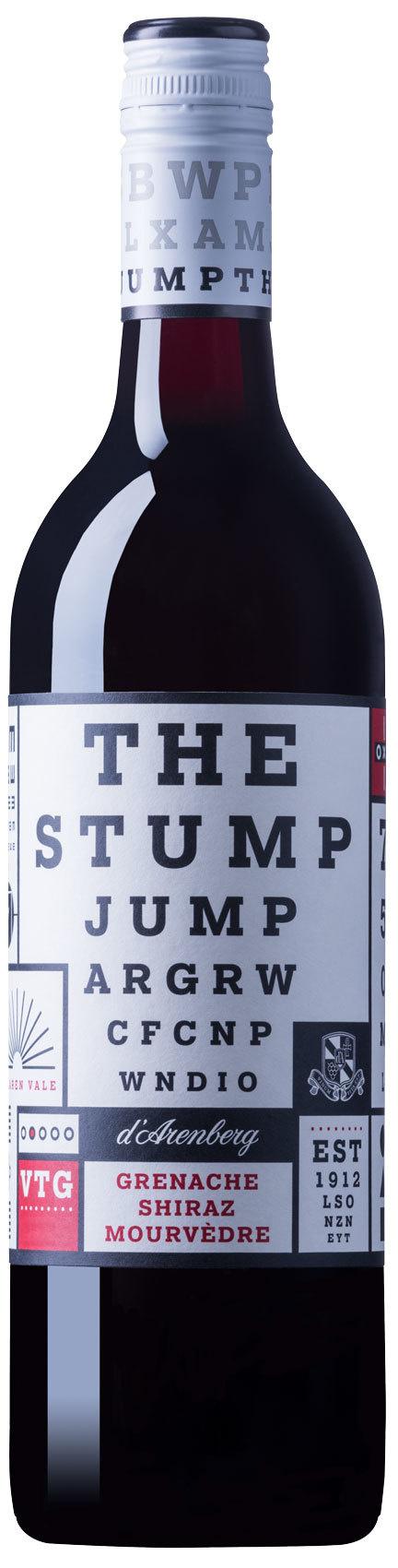 d'Arenberg, Australien 2016 The Stump Jump GSM d'Arenberg
