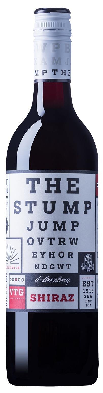 d'Arenberg, Australien 2017 The Stump Jump Shiraz d'Arenberg