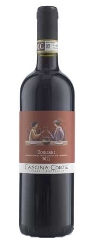 Cascina Corte - Piemont 2019 Dogliani DOC San Luigi, Cascina Corte