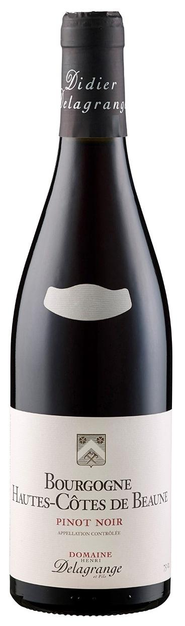 Delagrange, Domaine  - Burgund 2019 Bourgogne Hautes-Côtes de Beaune rouge, Delagrange