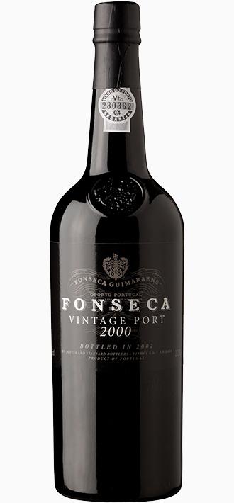 Fonseca, Porto 2000 Fonseca Vintage Port