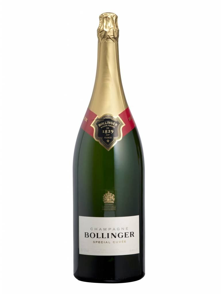 Bollinger, Champagne  Champagne Bollinger Special Cuvée brut 3,0L in wooden box