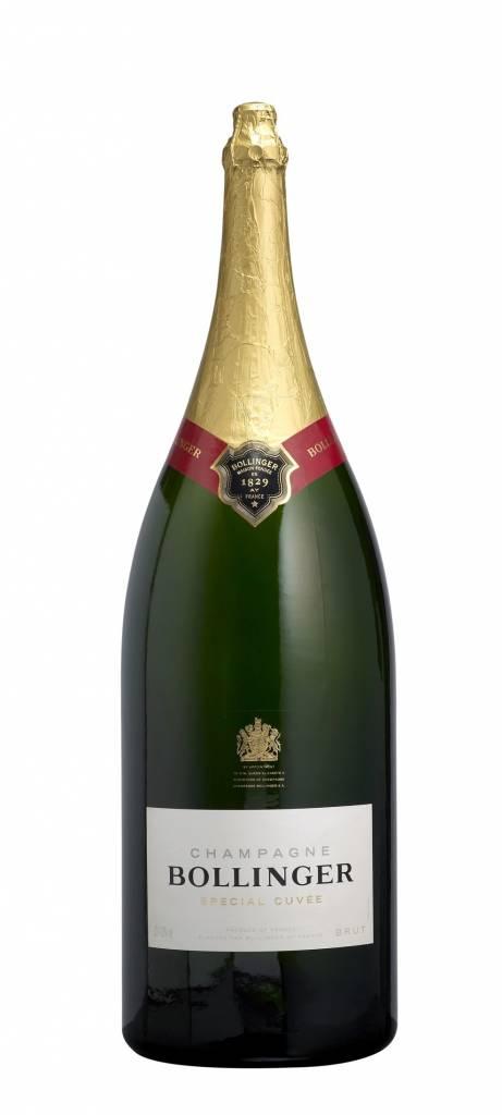Bollinger, Champagne  Champagne Bollinger Special Cuvée brut 12,0L in wooden box