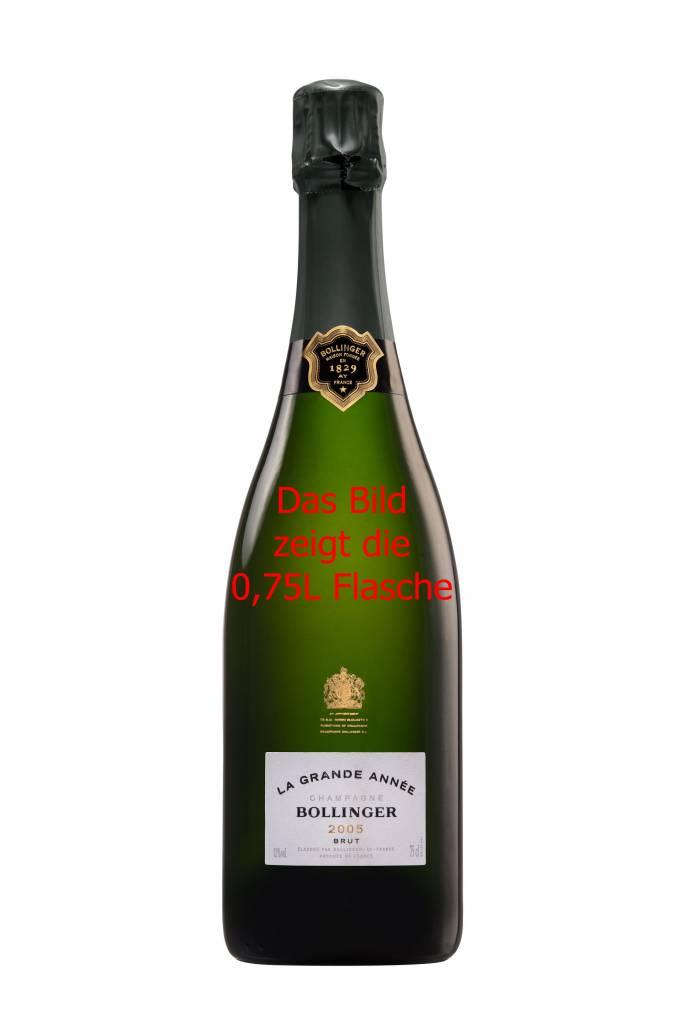 Bollinger, Champagne  2007 Champagne Bollinger Grande Année brut 3,0L in Holzkiste
