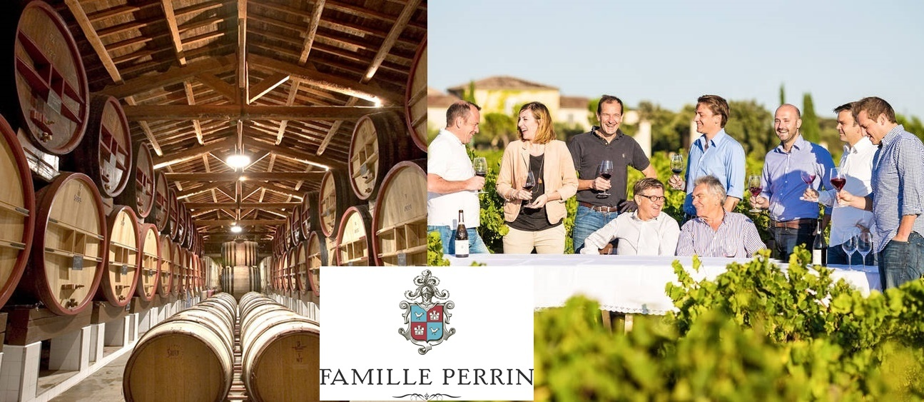 Perrin: new vintages available