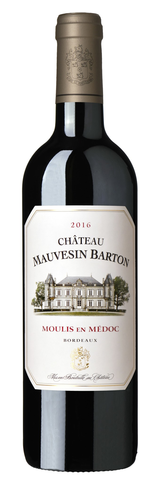 Chateau Mauvesin Barton - Bordeaux 2016 Château Mauvesin Barton, Moulis-en-Médoc