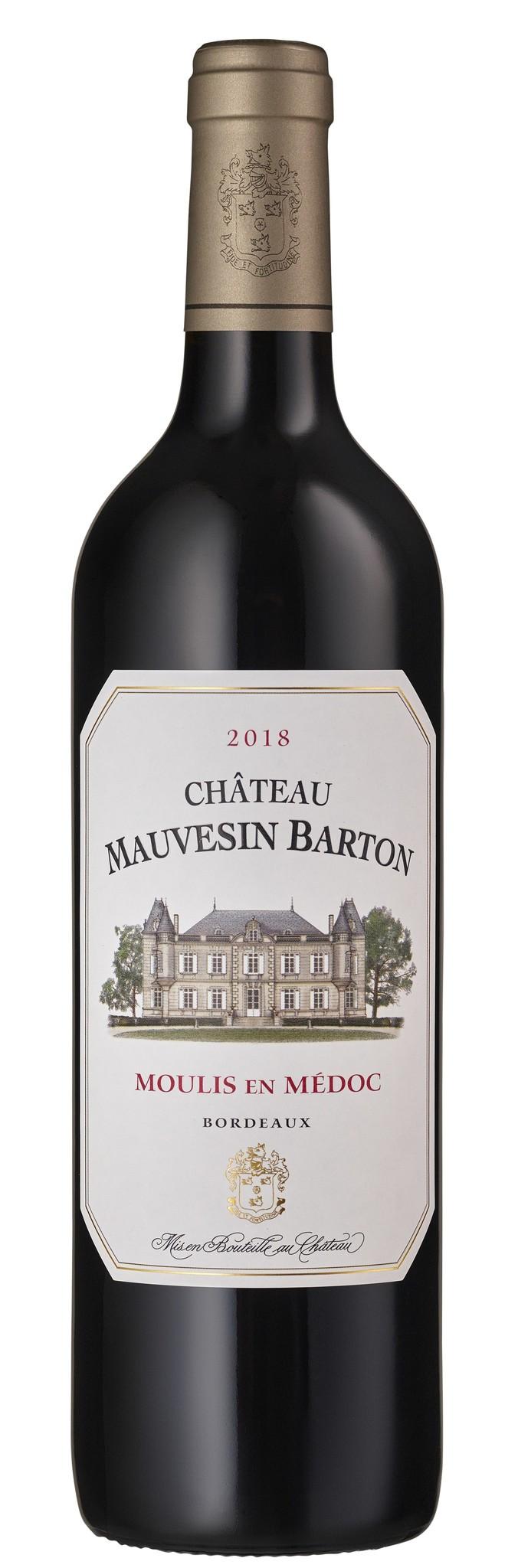 Chateau Mauvesin Barton - Bordeaux 2018 Château Mauvesin Barton, Moulis-en-Médoc