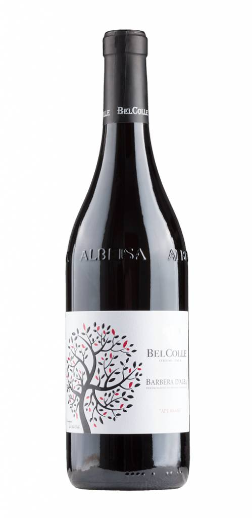 Bel Colle, Piemont 2018 Barbera d'Alba Superiore Le Masche, Bel Colle