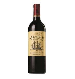 Bordeaux Diverse 2014 Chateau Malartic Lagraviere Cru Classé