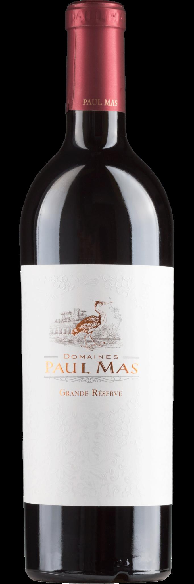 Mas, Paul - Languedoc 2018 Cabernet Sauvignon Grande Reserve, Paul Mas