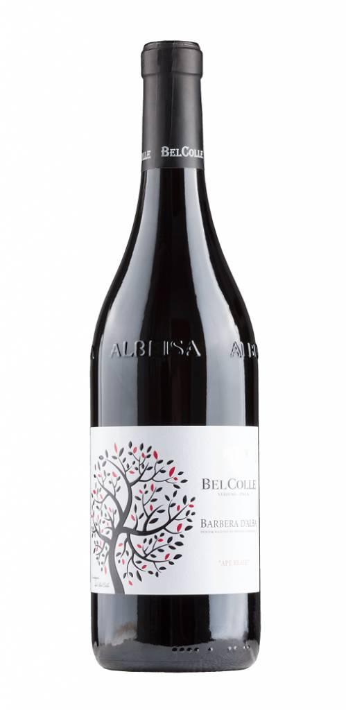 Bel Colle, Piemont 2018 Barbera d'Alba Ape Reale, Bel Colle