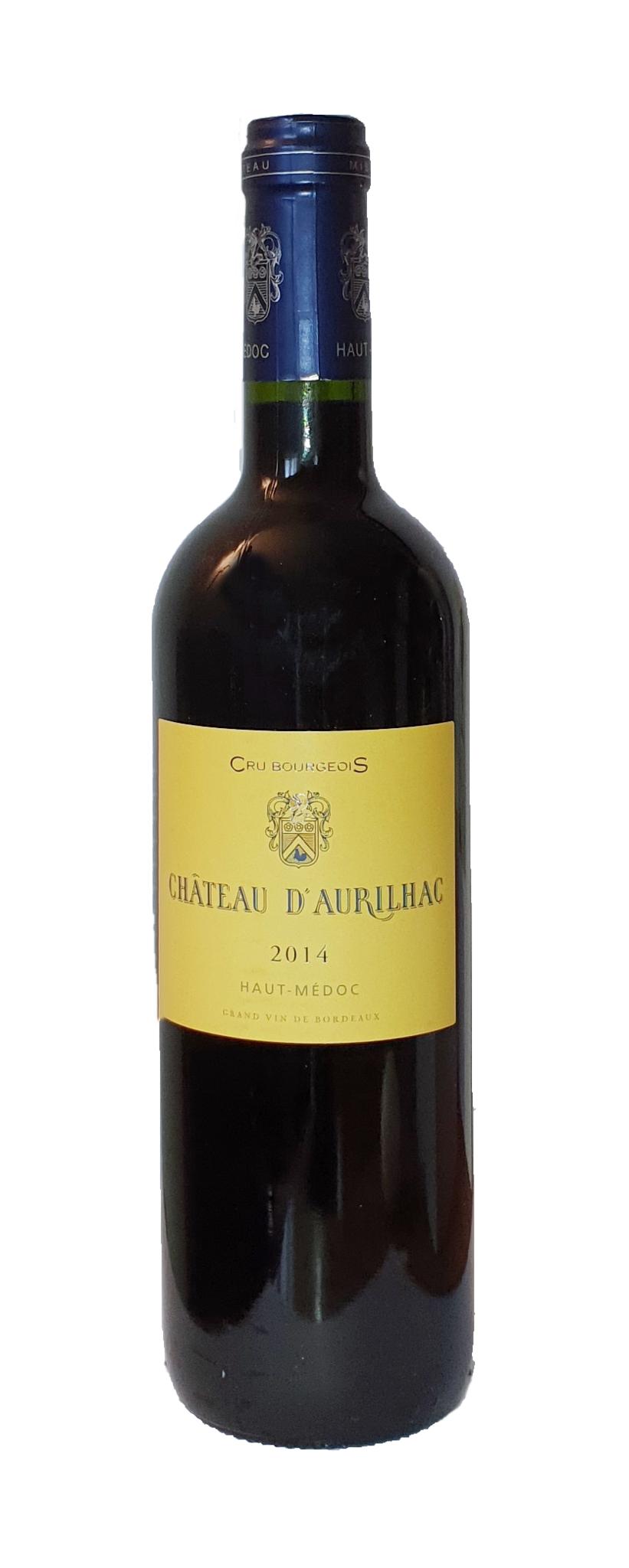 Bordeaux Diverse 2014 Chateau d'Aurilhac Haut-Medoc