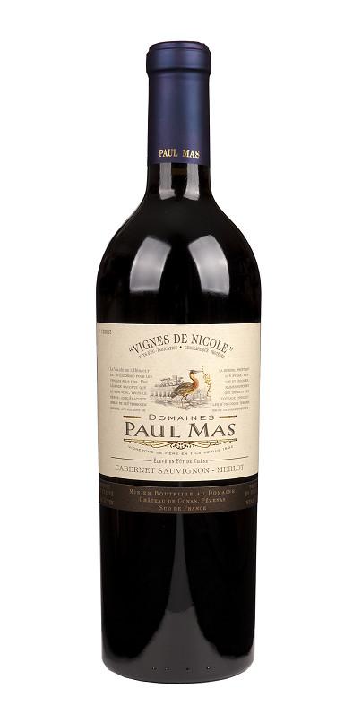 Mas, Paul - Languedoc 2019 Cabernet/Merlot Reserve Vignes de Nicole, Languedoc IGP, Paul Mas