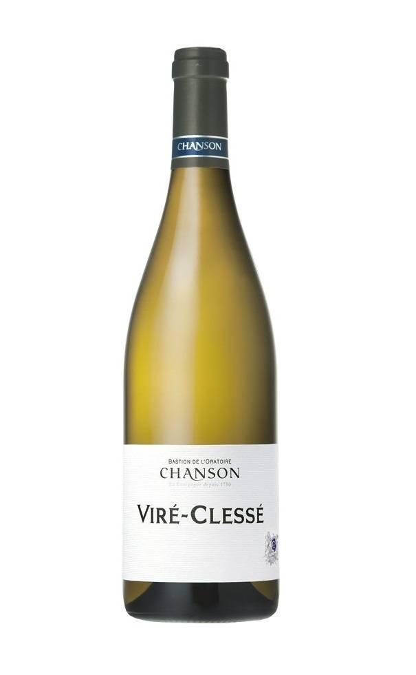 Chanson Père & Fils, Burgund 2018 Viré-Clessé AOP, Chanson