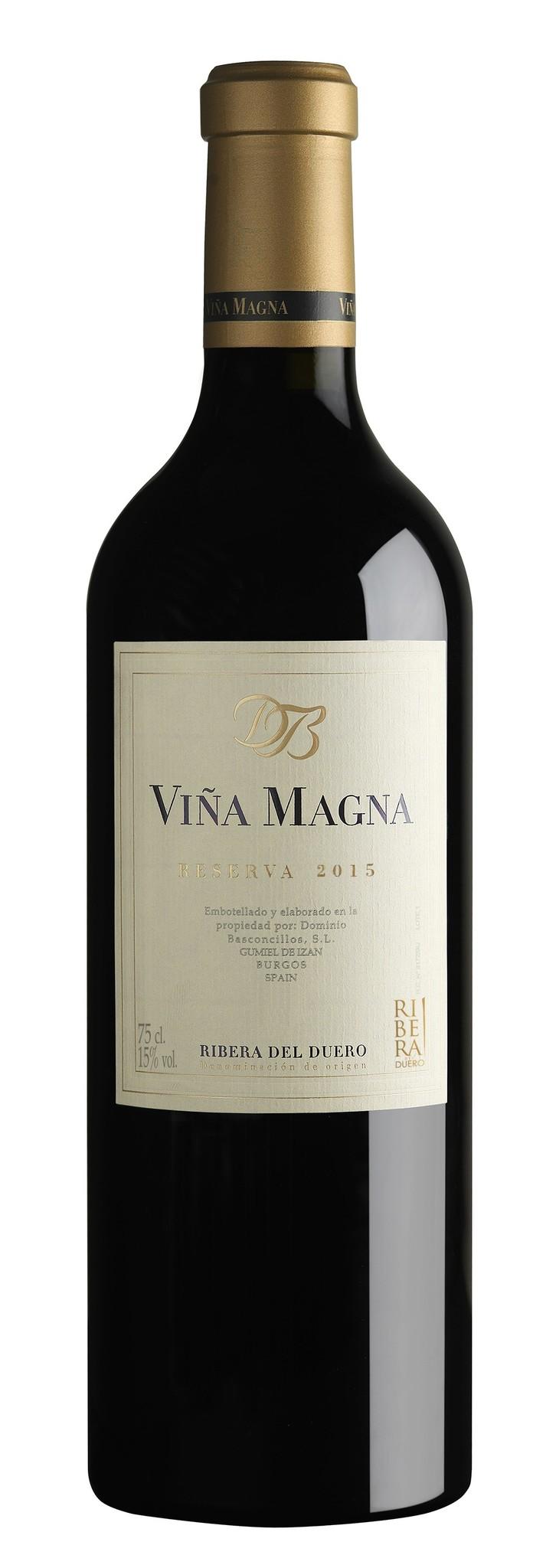 Dominio Basconcillos - Ribera del Duero 2014 Vina Magna Reserva Ribera del Duero, Dominio Basconcillos