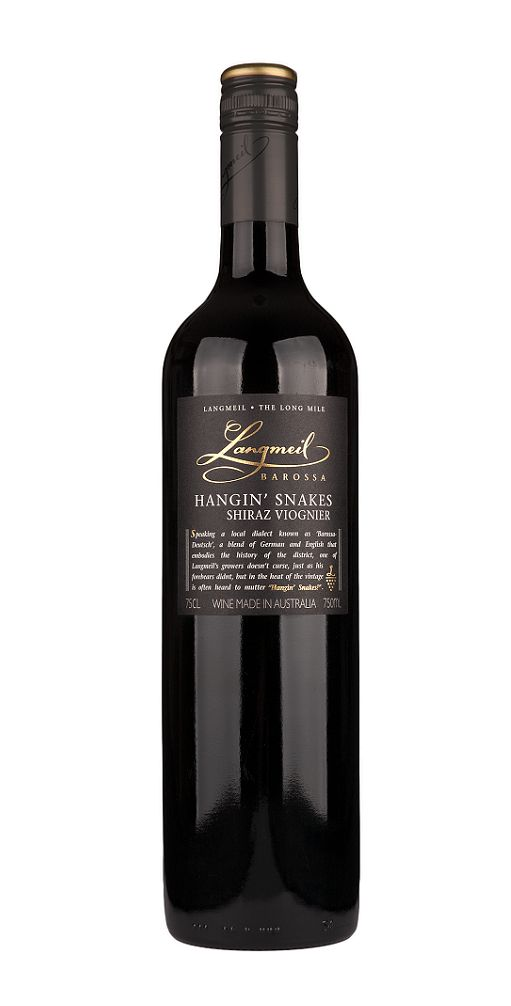 Langmeil Winery, Australien 2018 Hangin' Snakes Shiraz/Viognier Barossa, Langmeil