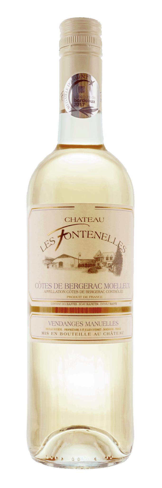 Fontenelles, Château les - Bergerac 2018 Château les Fontenelles, Cotes de Bergerac moelleux